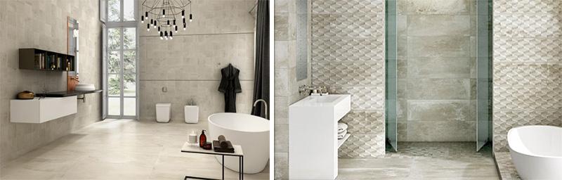 Свежий взгляд на ретро: новый стиль для ванной комнаты