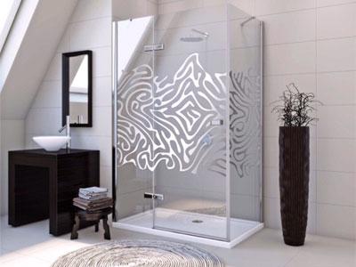 Хай-тек аксессуары для ванной комнаты: iPhone, полотна модернистов, потолочные споты и им подобные