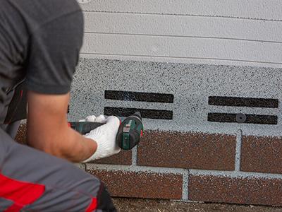 Чек-лист для домашнего мастера: союз XPS и битумной фасадной плитки