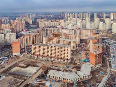 Дайджест строительства объектов компании «Строительный трест»