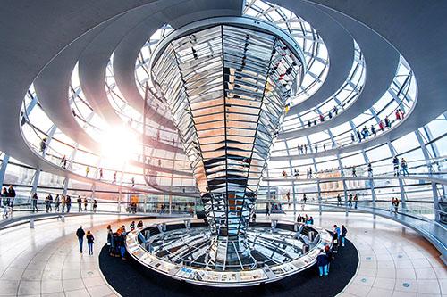 Бионические технологии в архитектуре. Четыре принципа, заимствованные в живой природе, реализованы в современных зданиях