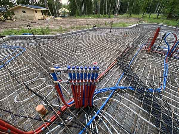 Ни одного прямого угла: как построить фундаментную плиту в форме ракеты и сколько это стоит