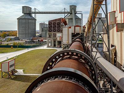 Первый цементный завод России празднует свой 150-летний юбилей