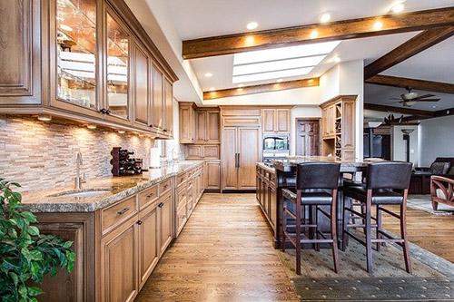 Все о мебельных фасадах для кухни