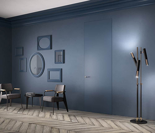 Двери-невидимки: назначение и особенности