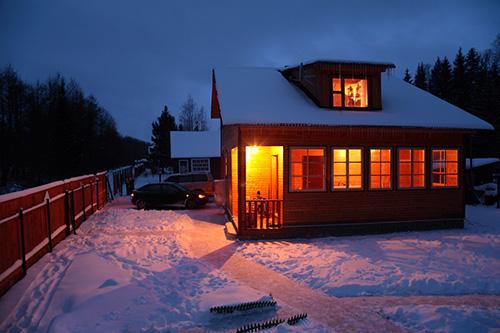 Как подготовить дачную электрику к зиме