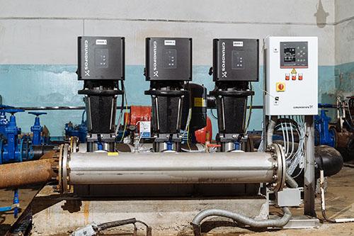 Оборудование GRUNDFOS повысит энергоэффективность российского Севера