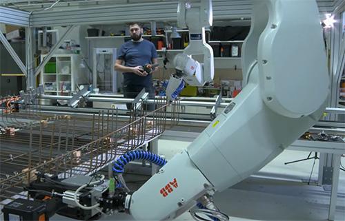 Skanska устанавливает новые правила по вязке арматуры