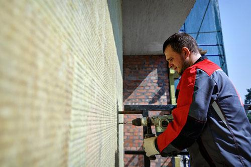 Семь критичных ошибок при монтаже штукатурного фасада