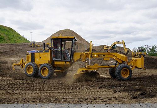 Спецтехника SEM завоёвывает доверие дорожно-строительных компаний