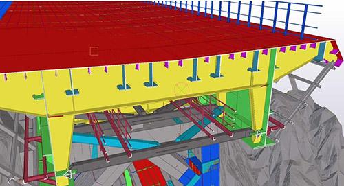 Строительство моста Ченаб и современные технологии моделирования